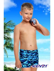 """Плавки купальные для мальчиков камуфляжной расцветки """"Моро"""""""